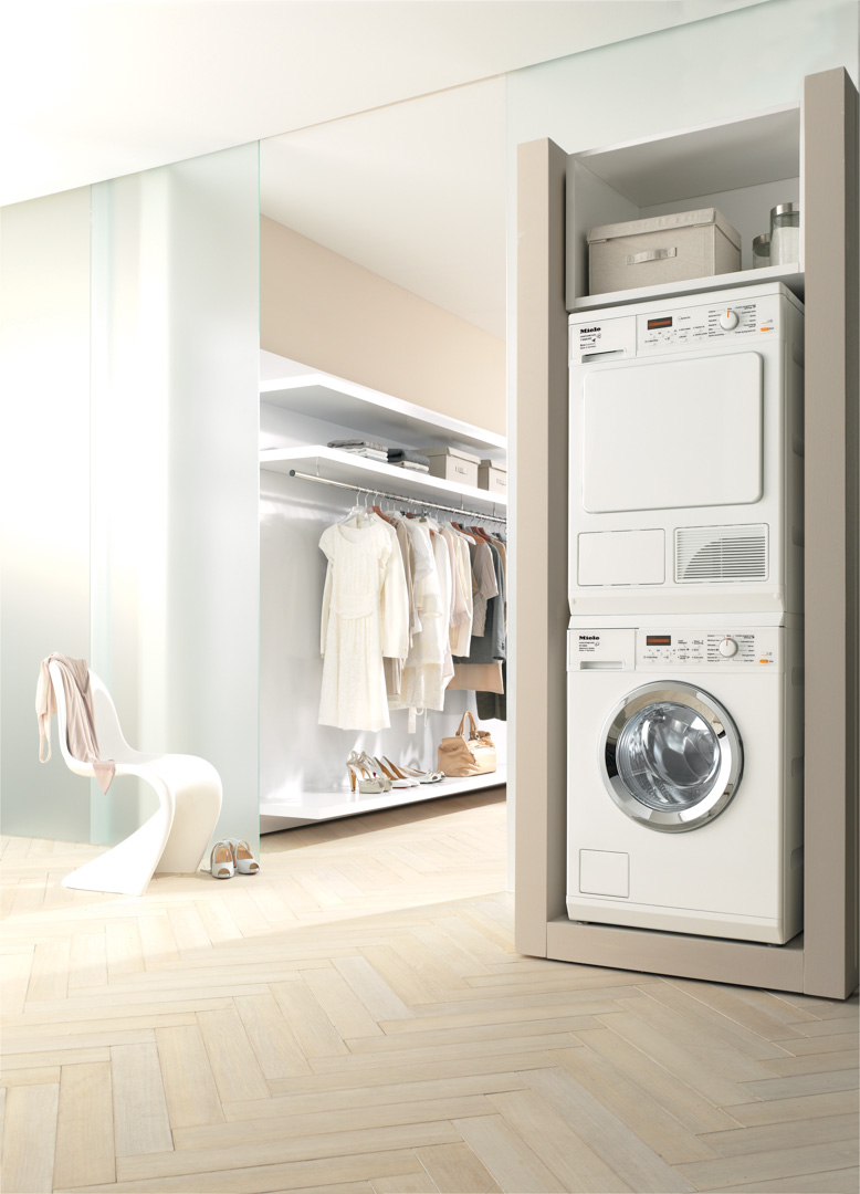 Miele Amazing Laundry Appliances