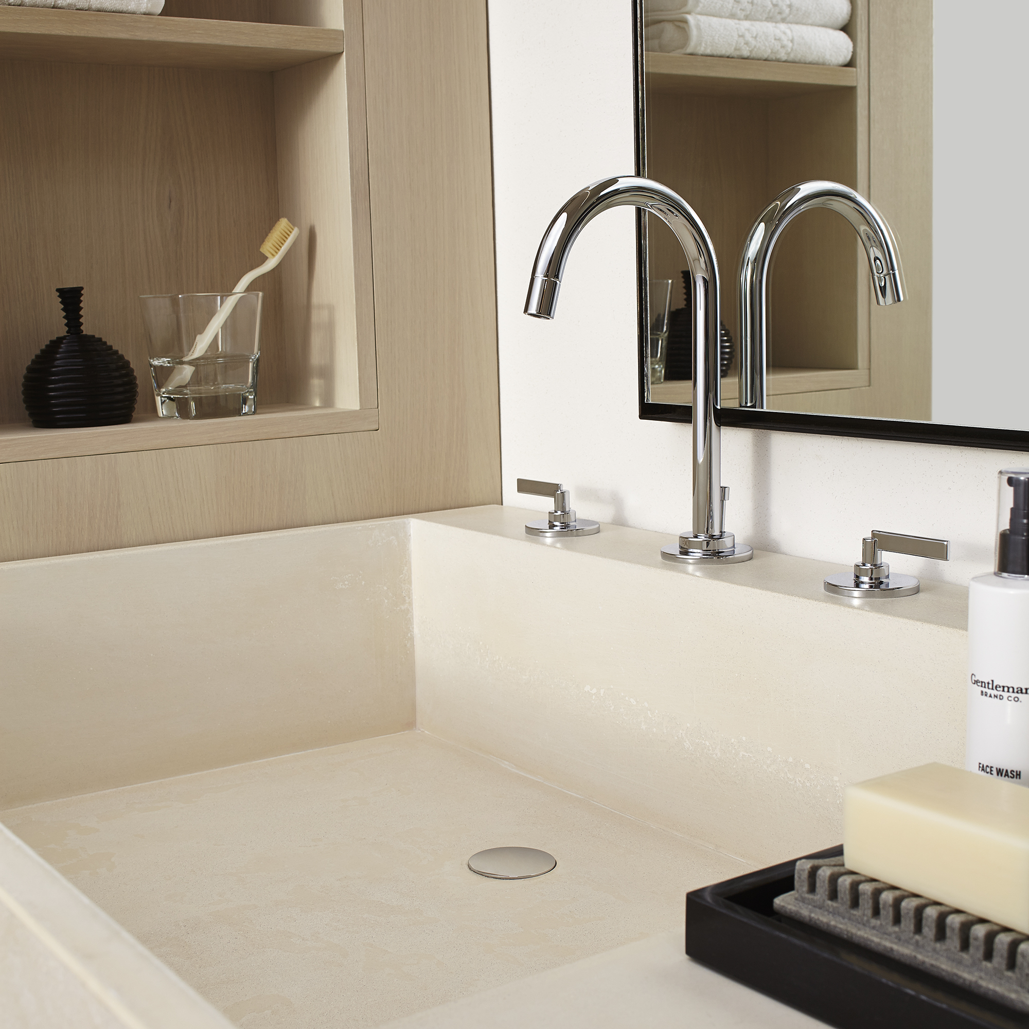 DXV Miami Luxury Bathroom Living