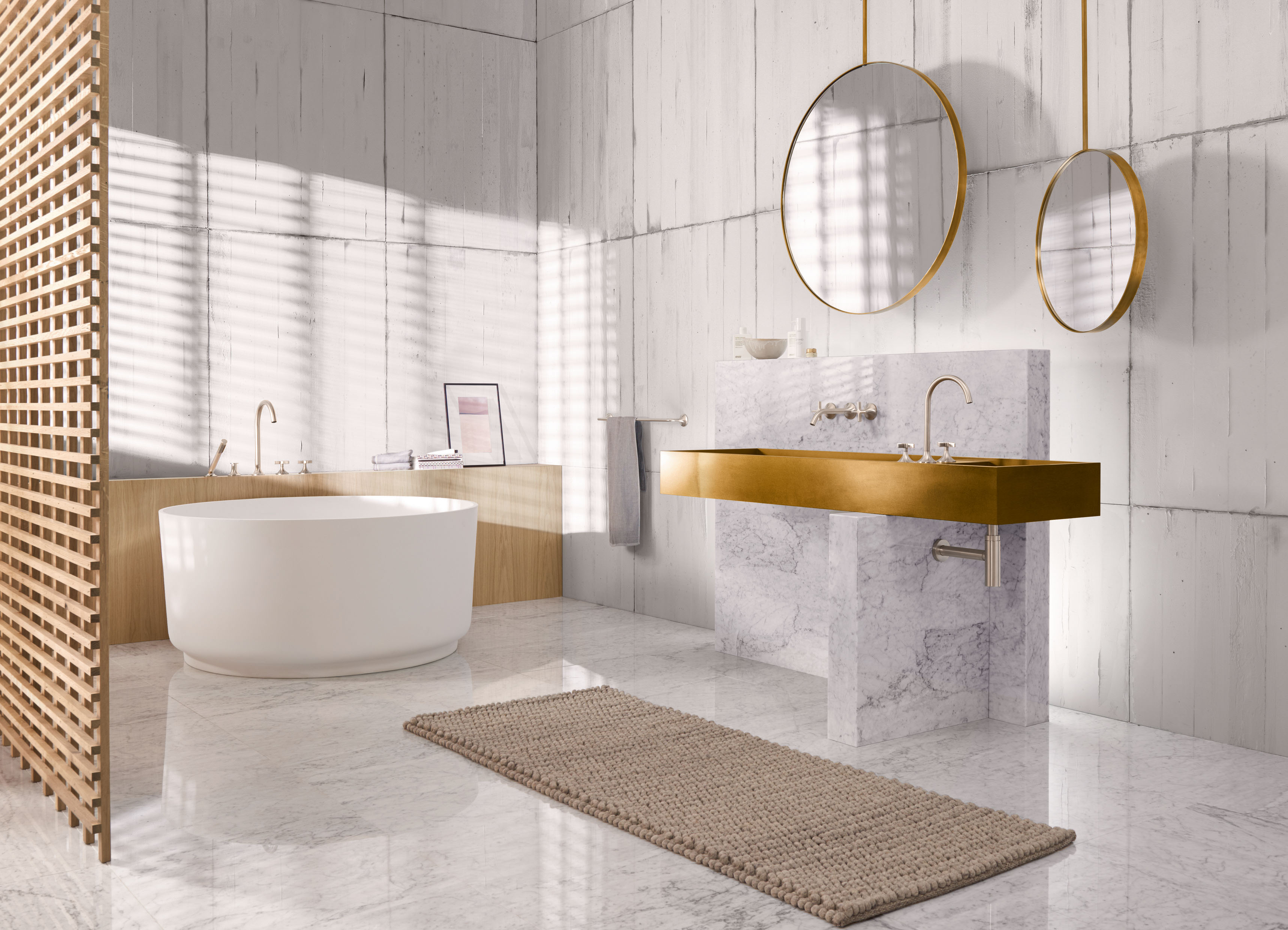 Dornbracht Vaia Luxury Bathroom Living