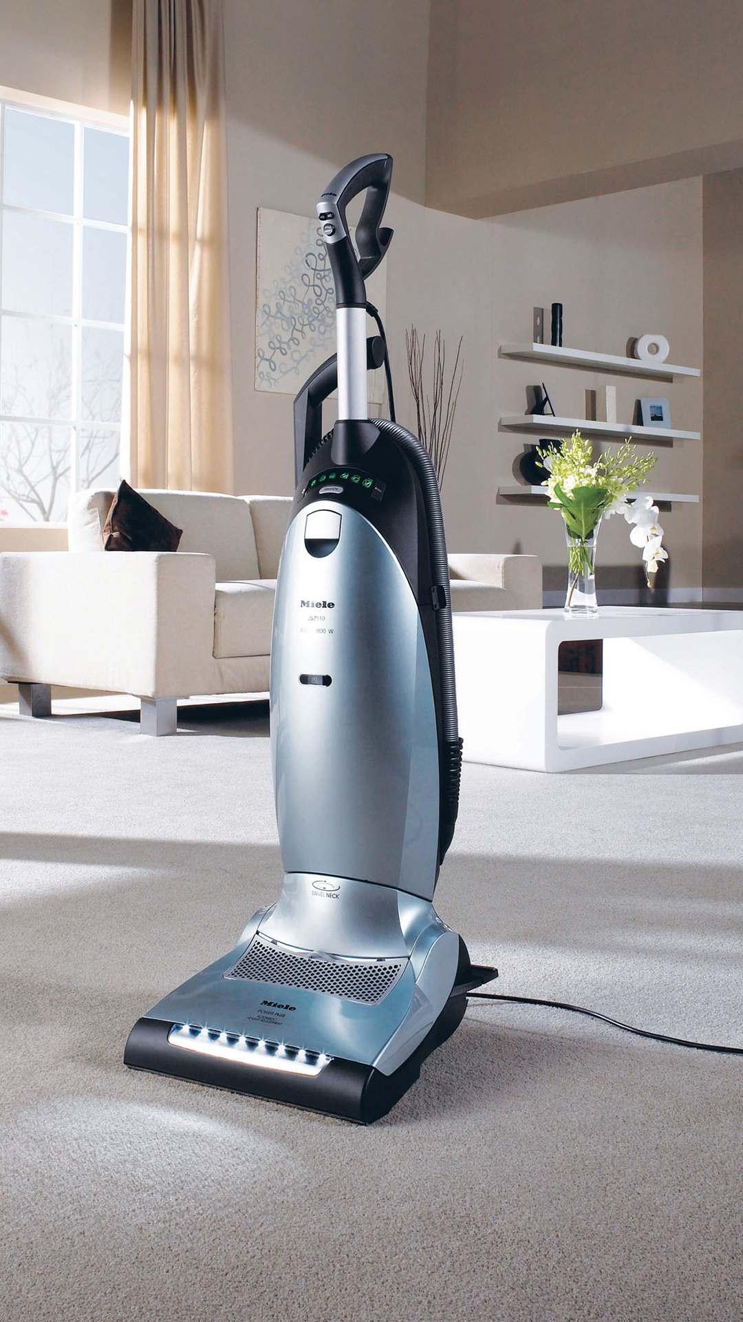 Miele Grand Luxury Vacuum Cleaners