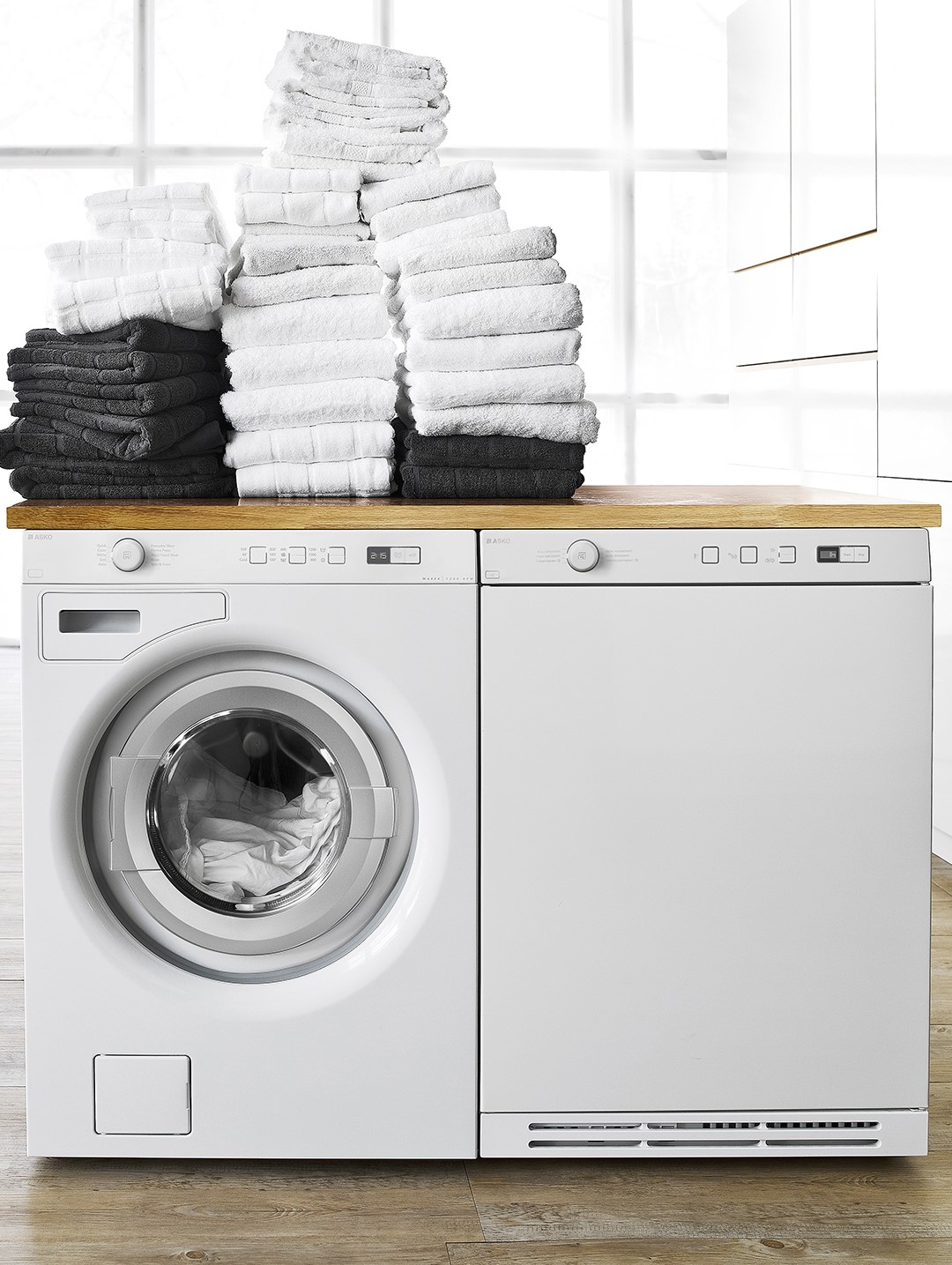 Miele Unique Laundry Living