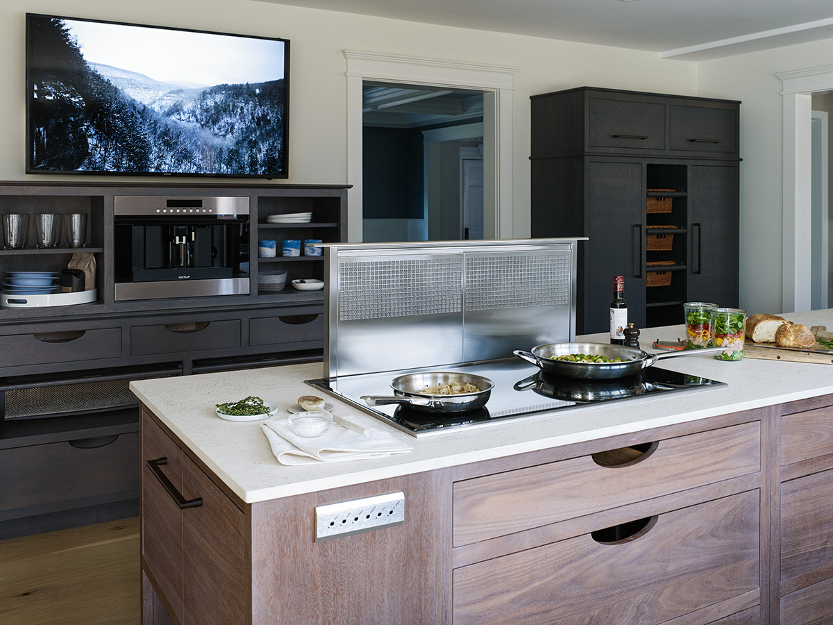 sub zero wolf versatile kitchen - Wolf Kitchen
