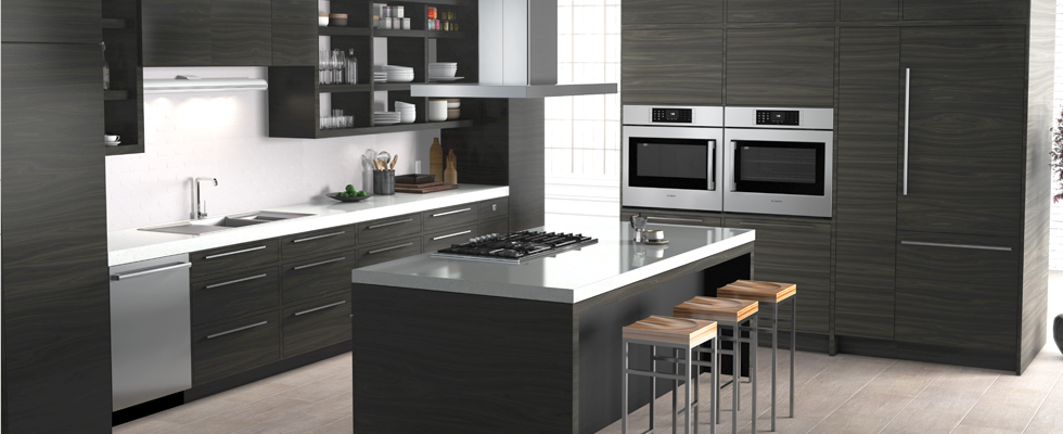 Bosch Luxury Kitchens