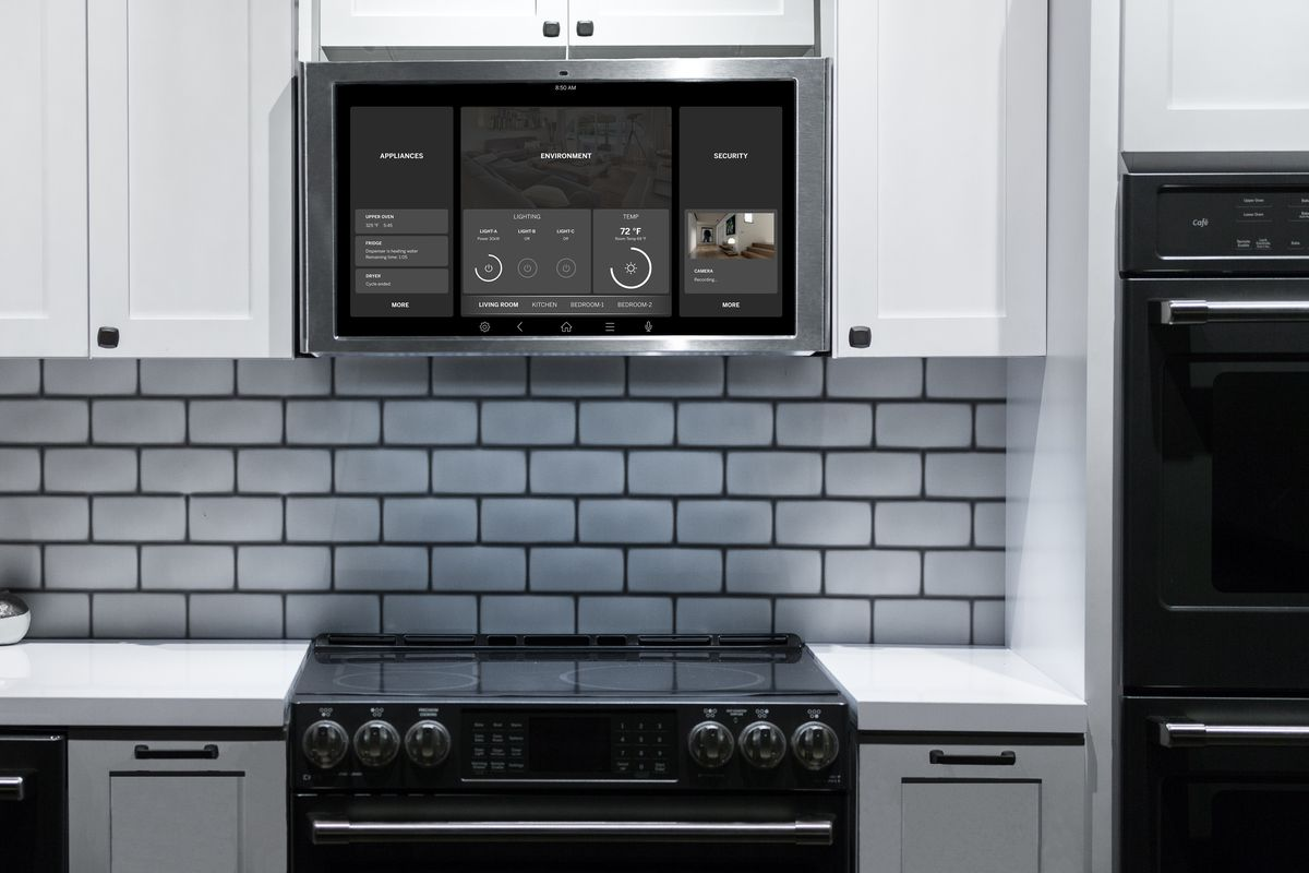 GE Adaptable Kitchens