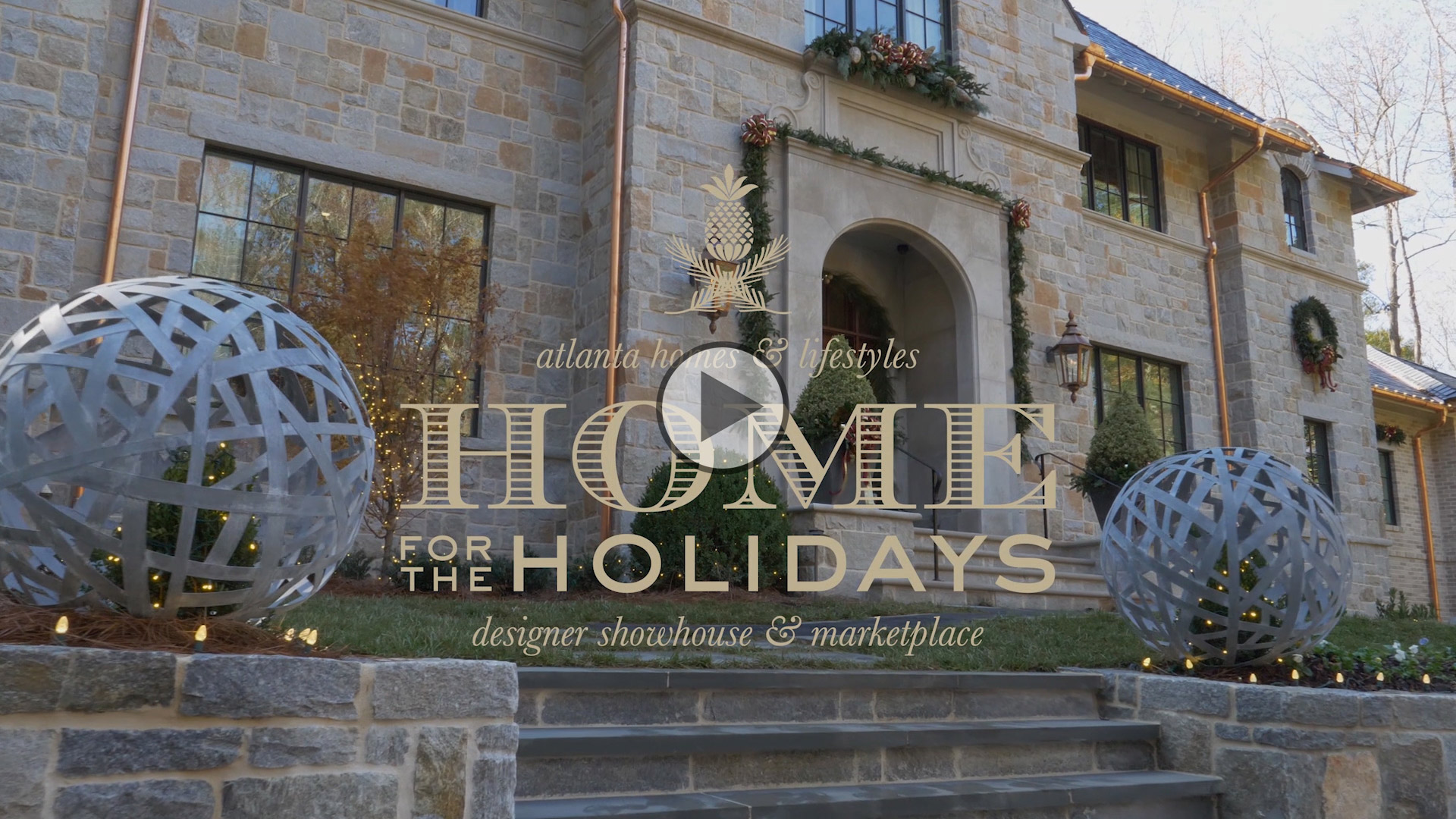 2017 AH&L Home for the Holidays Showhouse