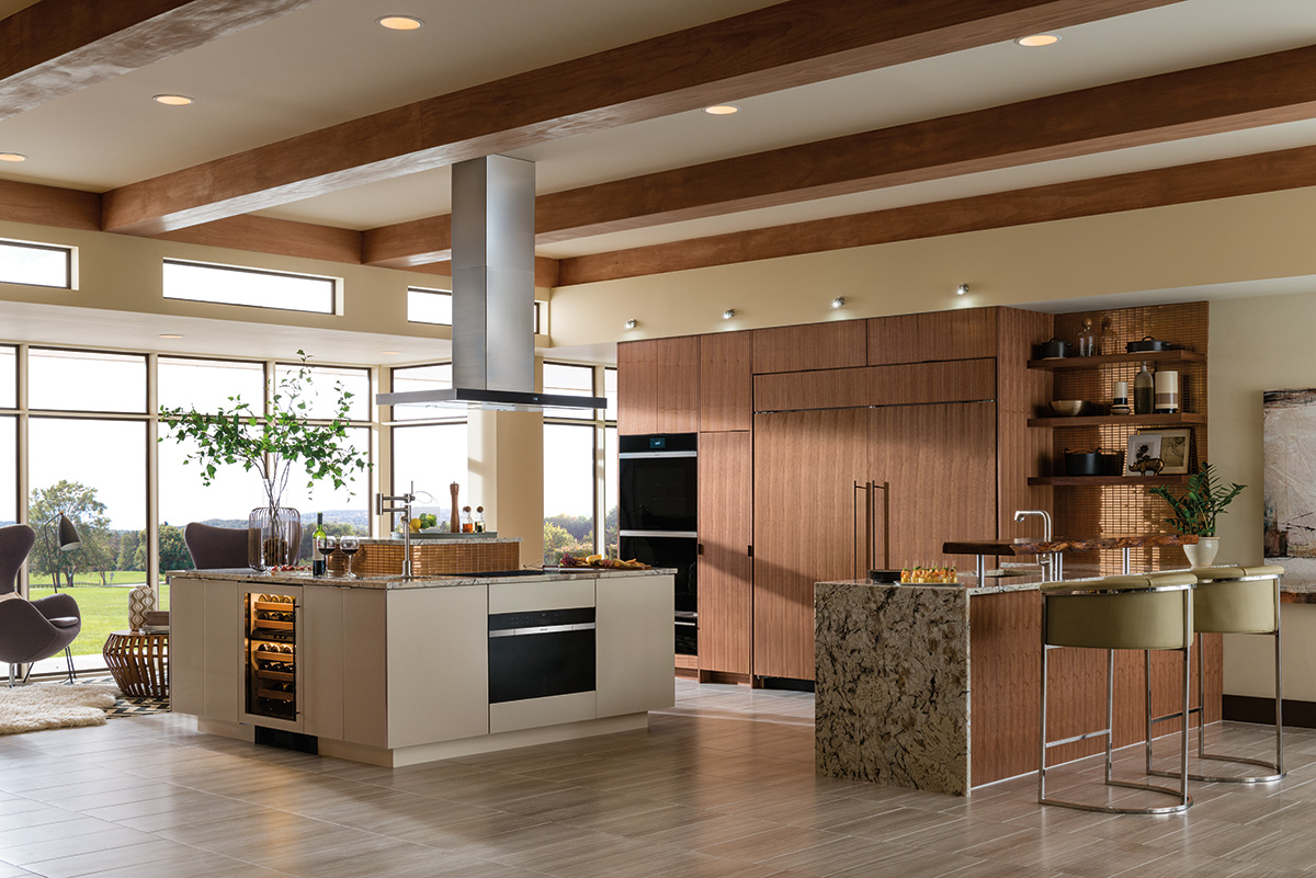 Sub-Zero Wolf Luxury Kitchens