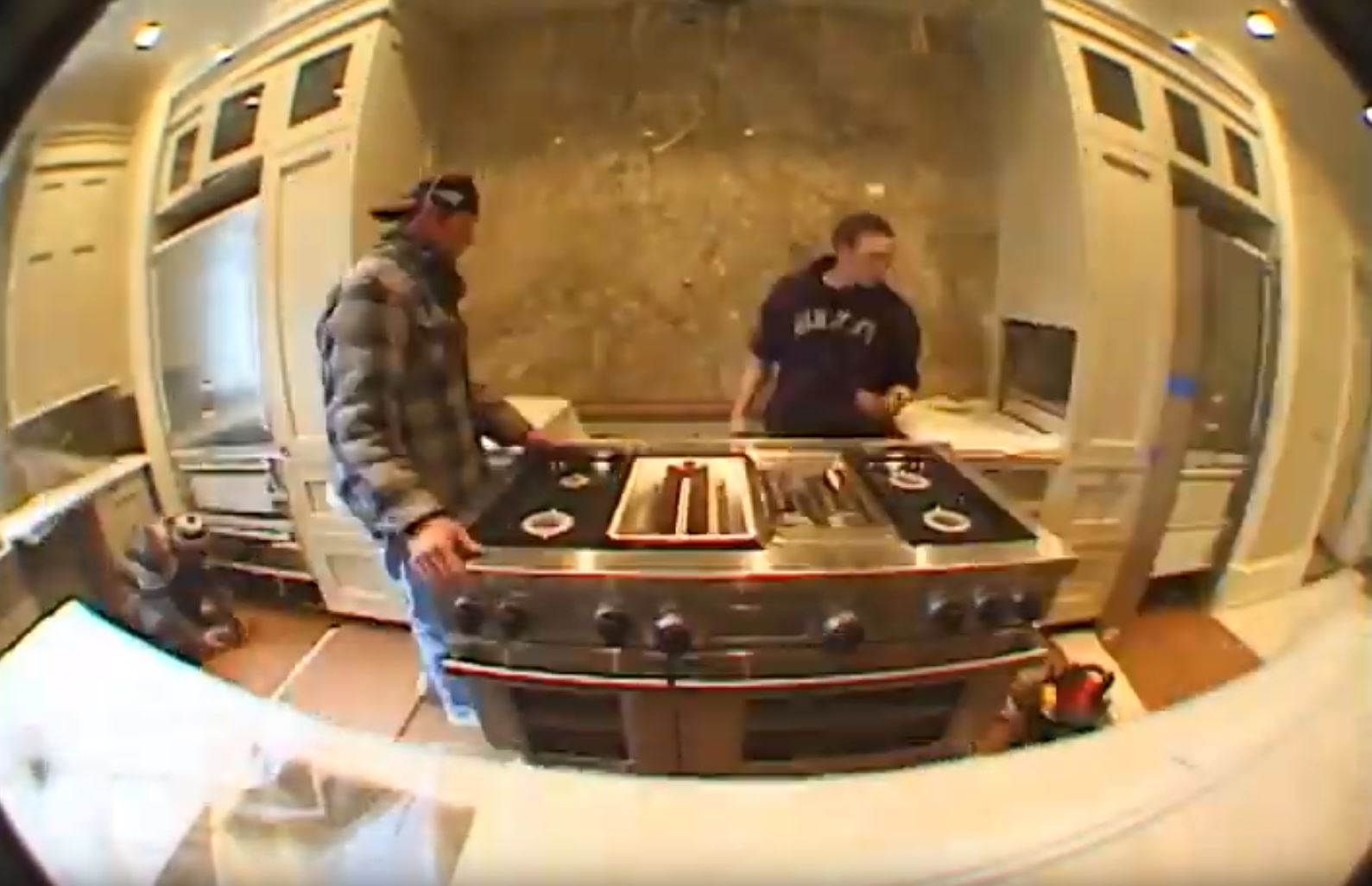 Home for the Holidays Showhouse 2010 Appliance Installation Video