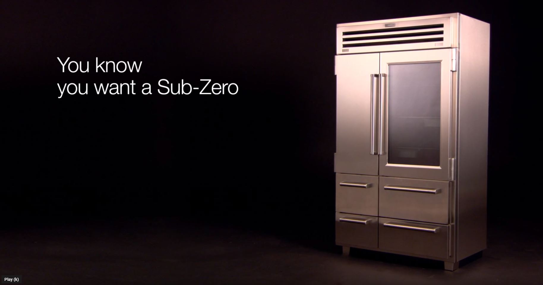 The Sub-Zero Difference Video