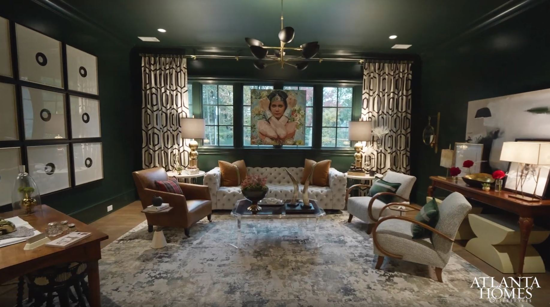2018 AH&L Home for the Holidays Showhouse Video