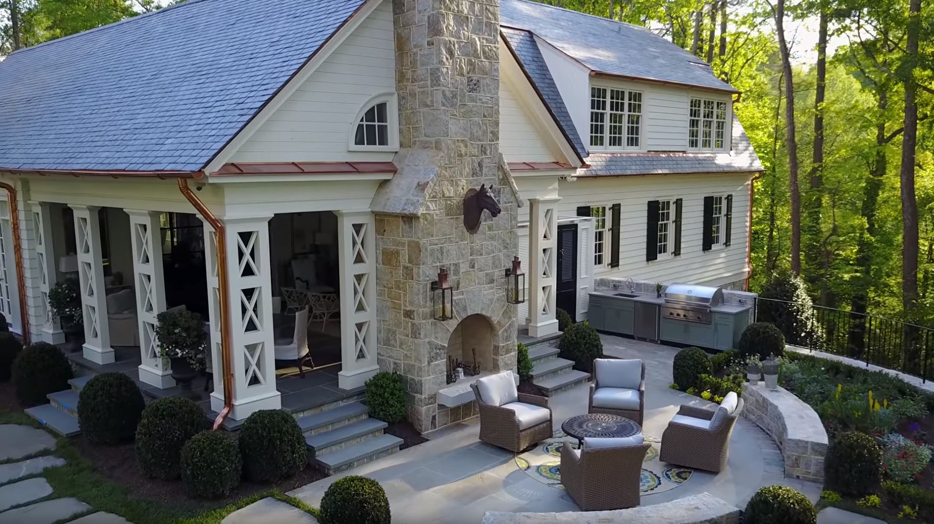 Showhouse Outdoor Kitchen Video