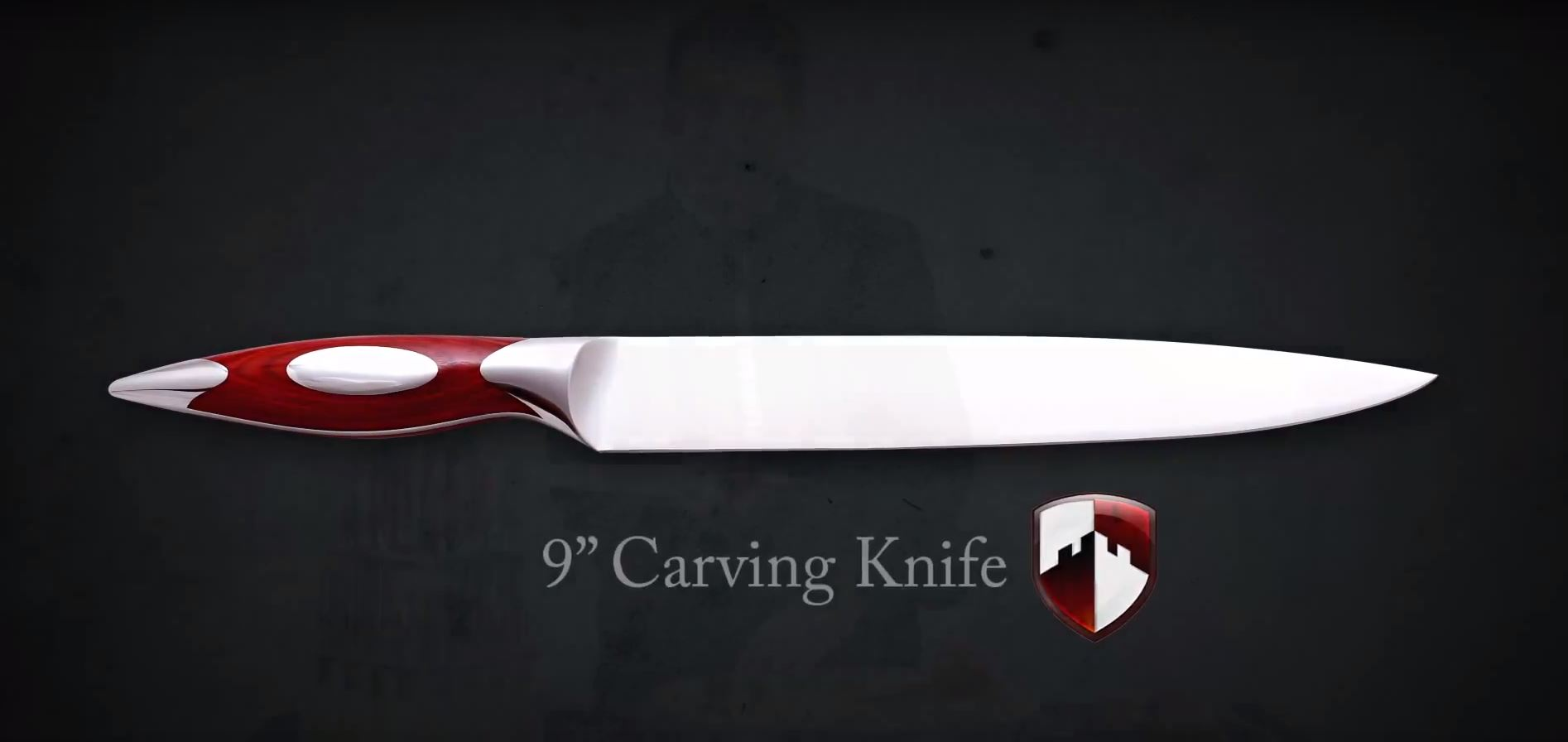 Rhineland Cutlery 9 Inch Carving Knife Instructional Video