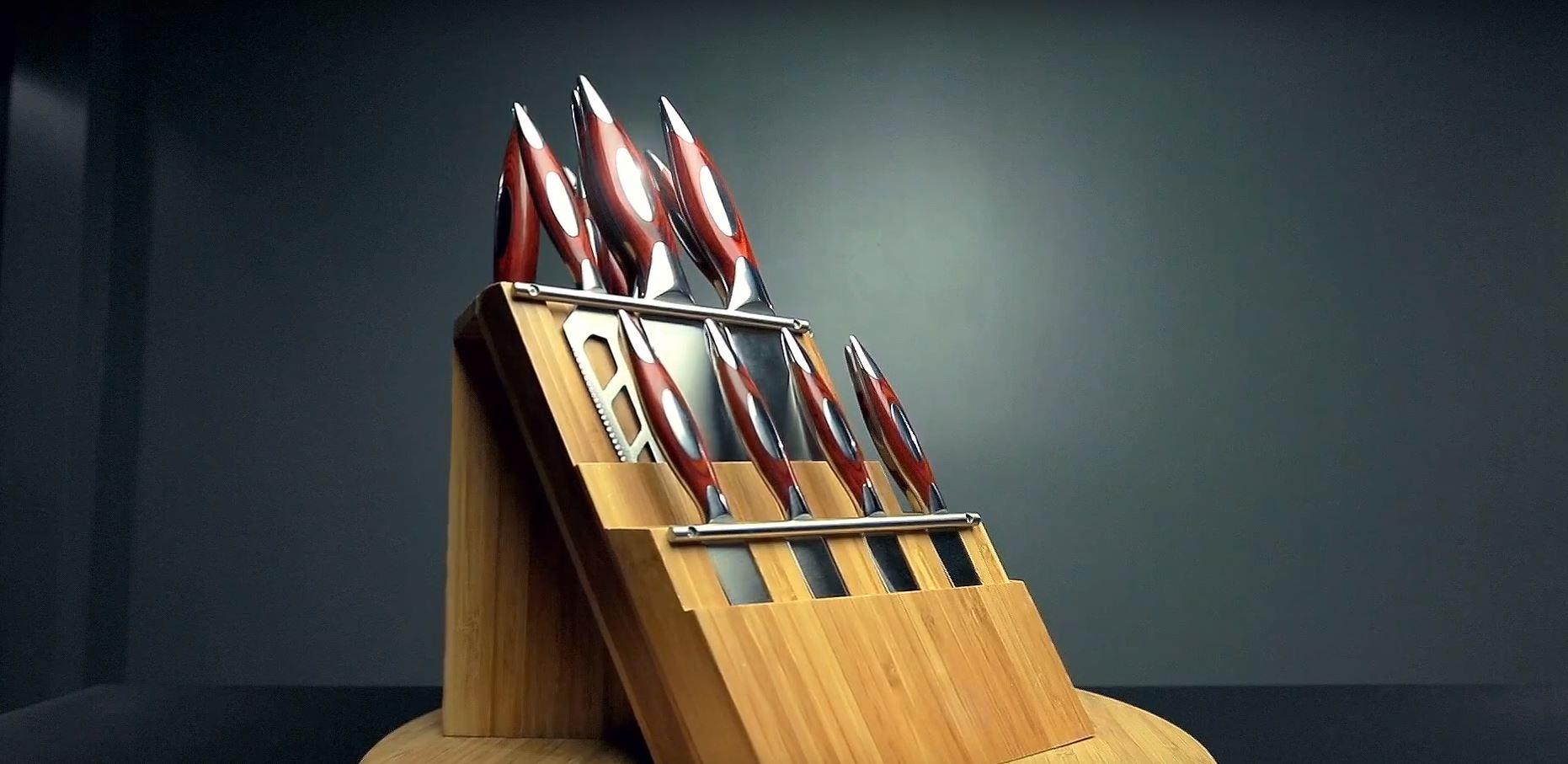 Rhineland Cutlery Knife for Life Video