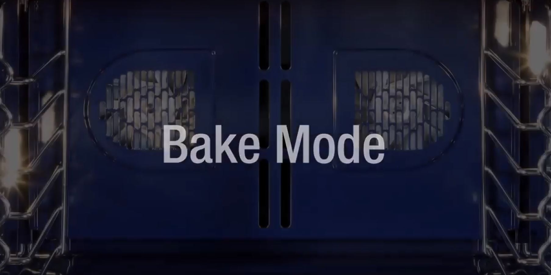 Wolf E Series Oven Bake Mode Video
