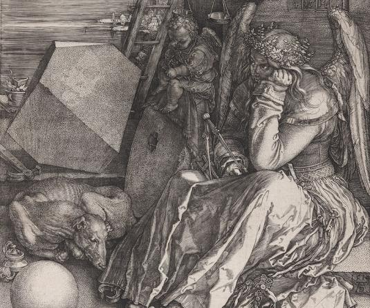 Albrecht Dürer's Master Engravings—Melencolia, St. Jerome, and Knight, Death, and the Devil—500 Years Later