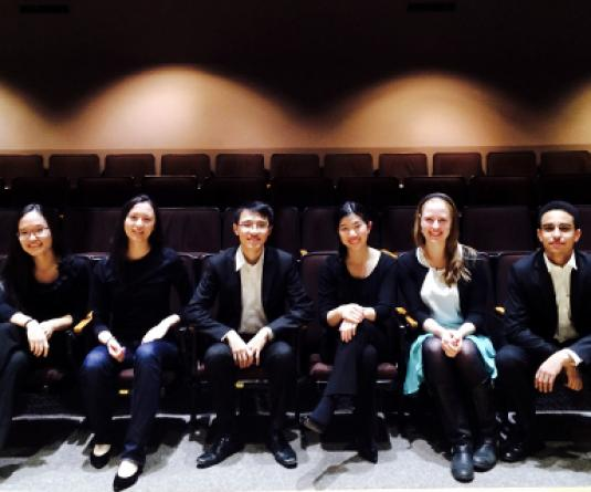Lunchtime Performance: River Charles Ensemble