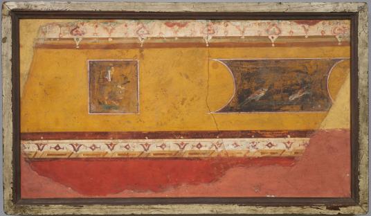 Gallery Talk: Roman Wall Painting at Harvard | Harvard Art Museums