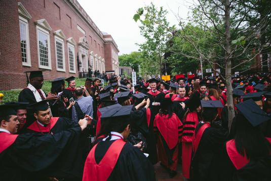 Free Admission Day for Harvard Commencement