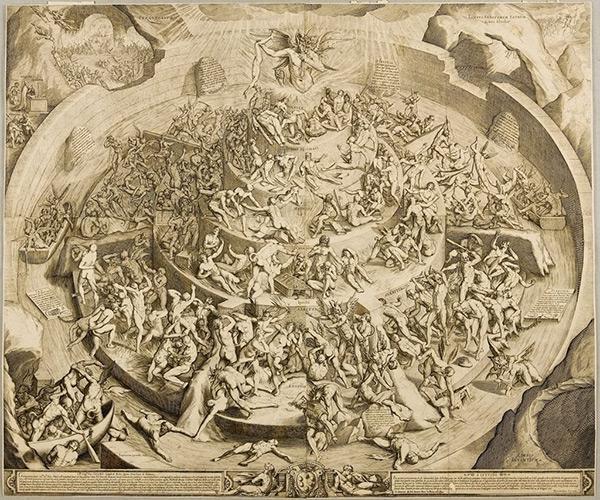 Dante Illuminated Index Magazine Harvard Art Museums