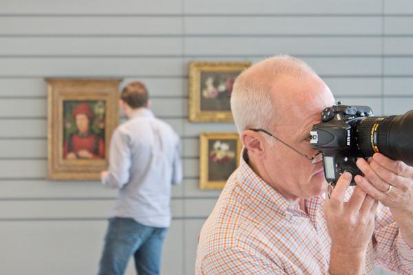 - 06 Peter Vanderwarker photographs the impressive new spaces of the Harvard Art Museums.