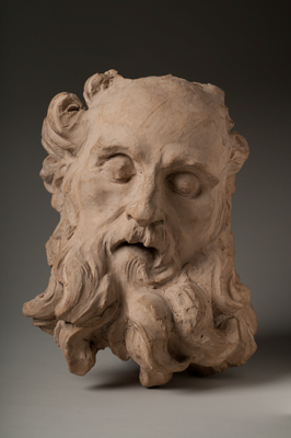 Head of St. Jerome.