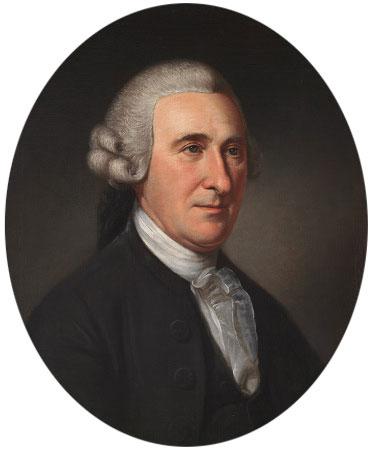 Charles Willson Peale, Thomas McKean (1735–1817), c. 1781–82, Harvard Art Museums/Fogg Museum