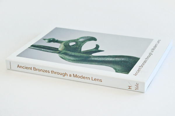 Ancient Bronzes through a Modern Lens: Introductory Essays on the Study of Ancient Mediterranean and Near Eastern Bronzes (Harvard Art Museums; distributed by Yale University Press, November 2014) is edited by Susanne Ebbinghaus, the George M.A. Hanfmann Curator of Ancient Art, and features several essays by Harvard Art Museums staff.