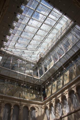 The Harvard Art Museums Light Machine. Photos: Zak Jensen.