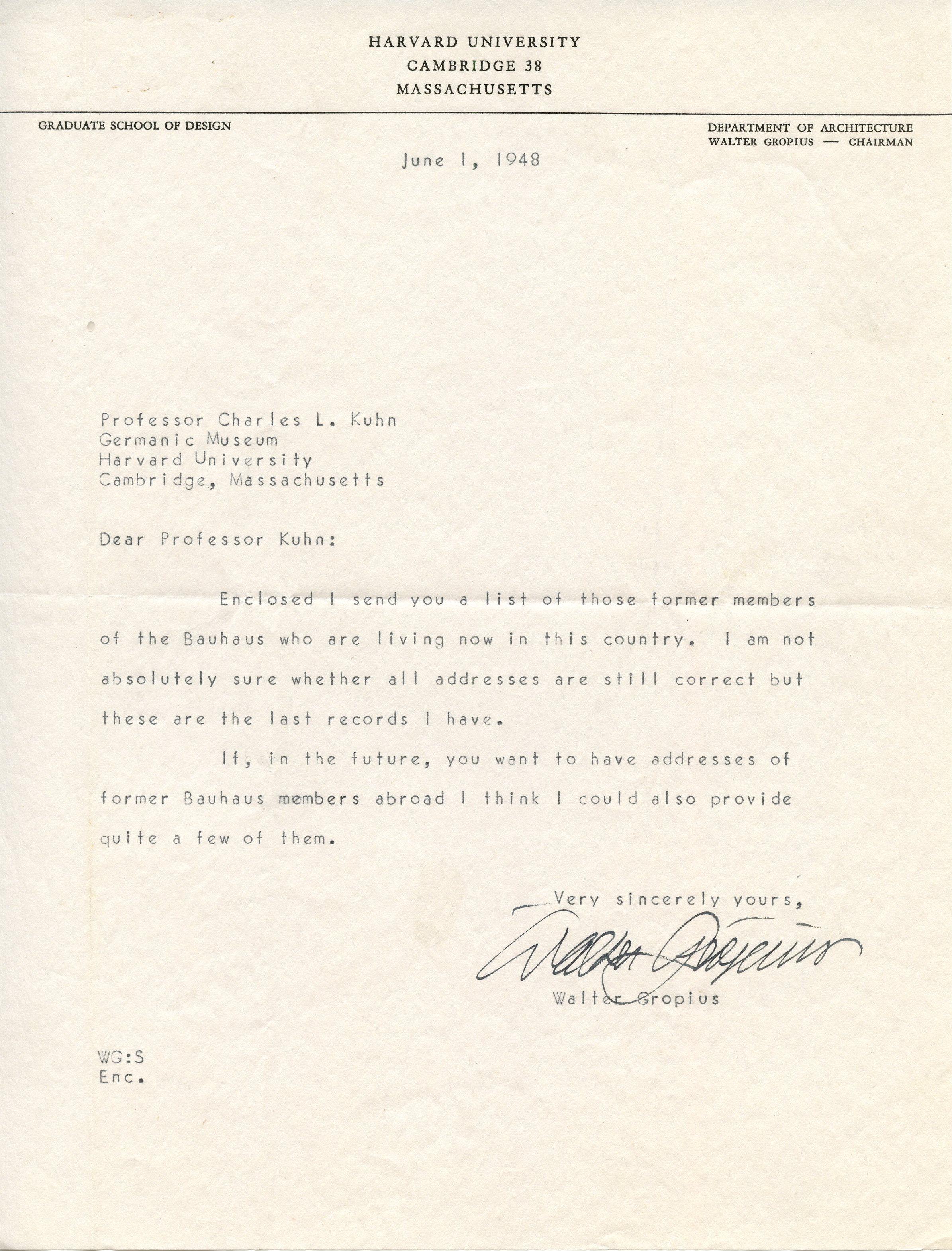 The Bauhaus Harvard Art Museums