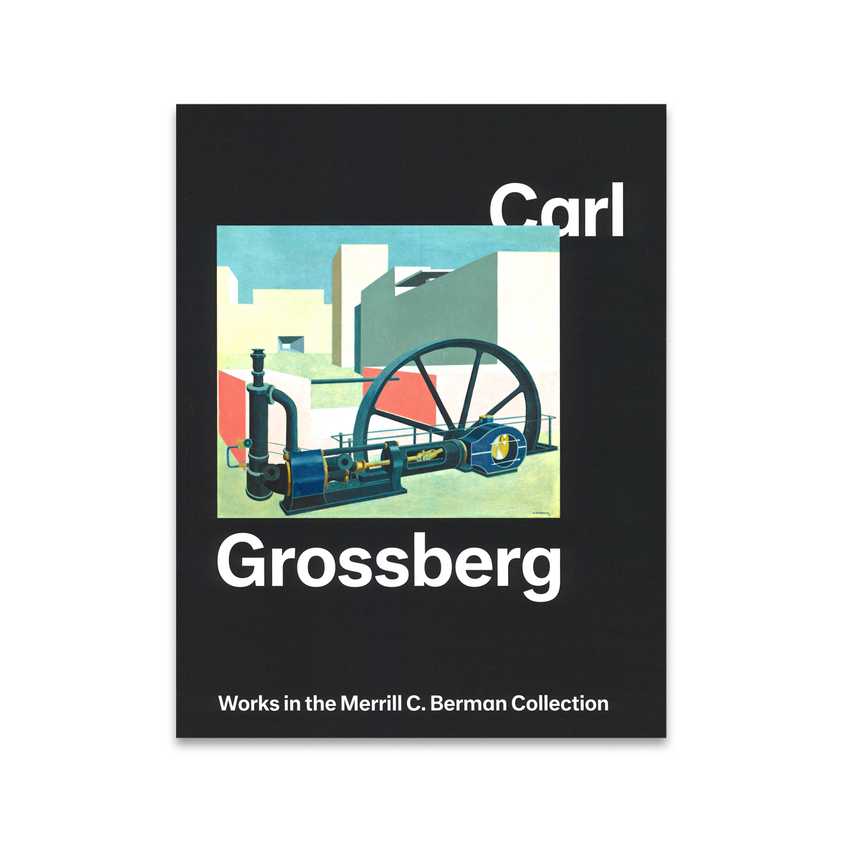 Carl Grossberg: Works in the Merrill C. Berman Collection, by Melissa Venator, provides an overview of the German artist's career.