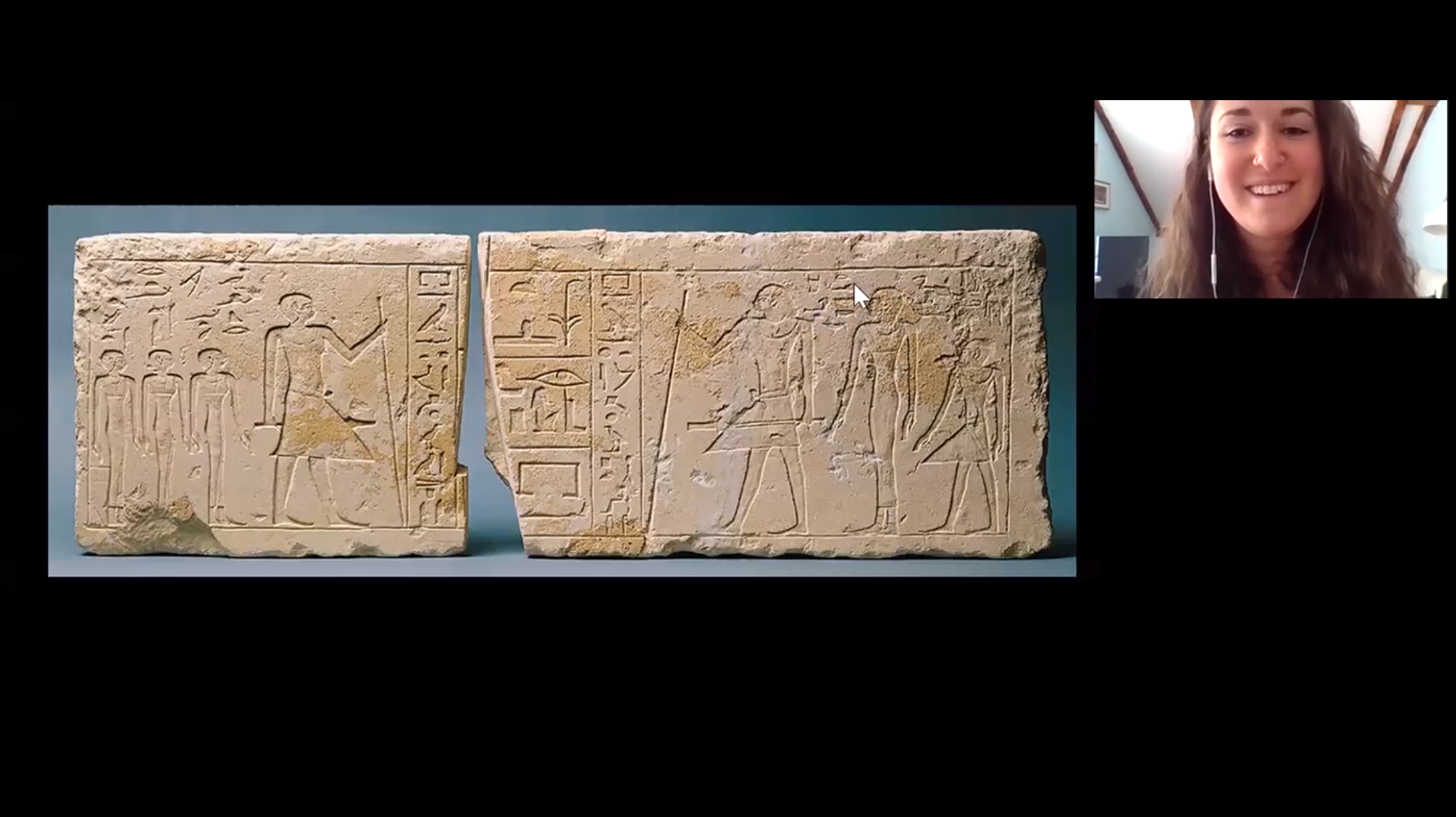 Art Talk: How Egyptian Art Works
