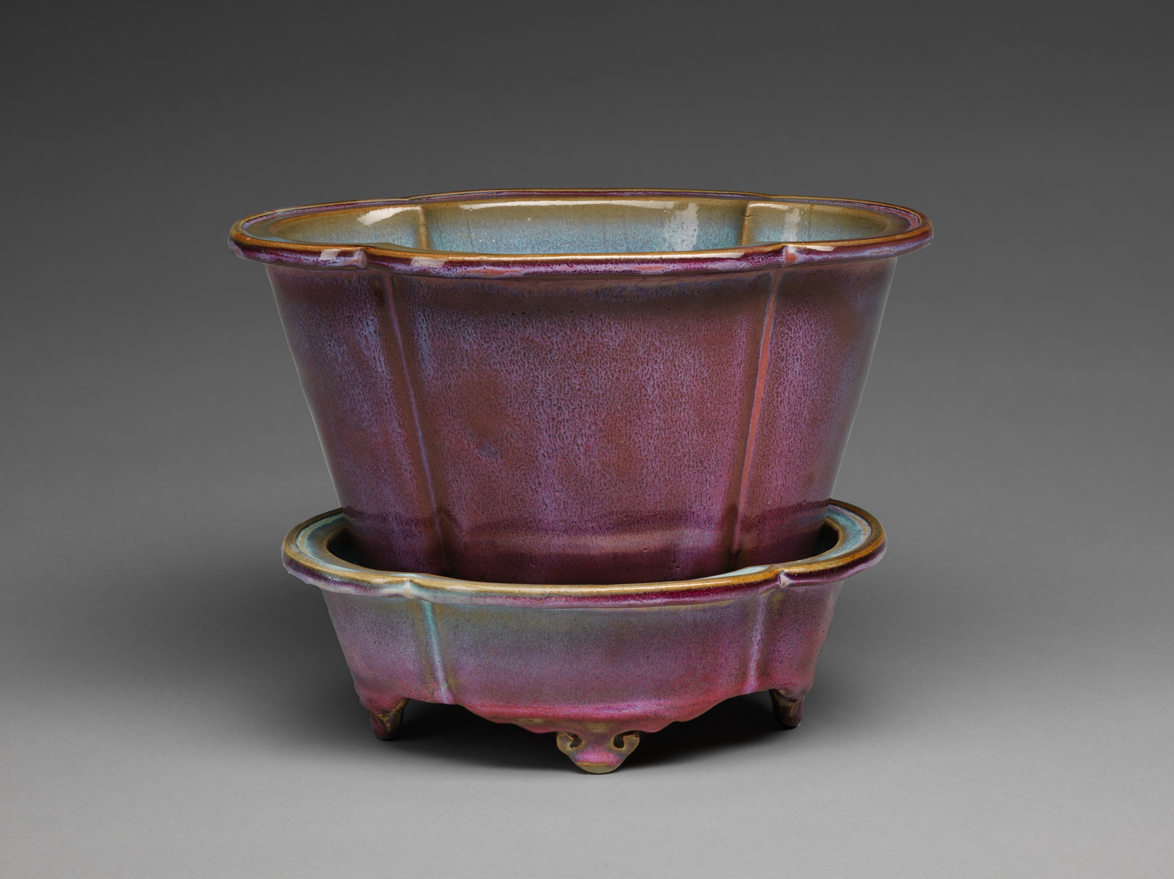 Art Talk: Color in Chinese Numbered Jun Ware Ceramics