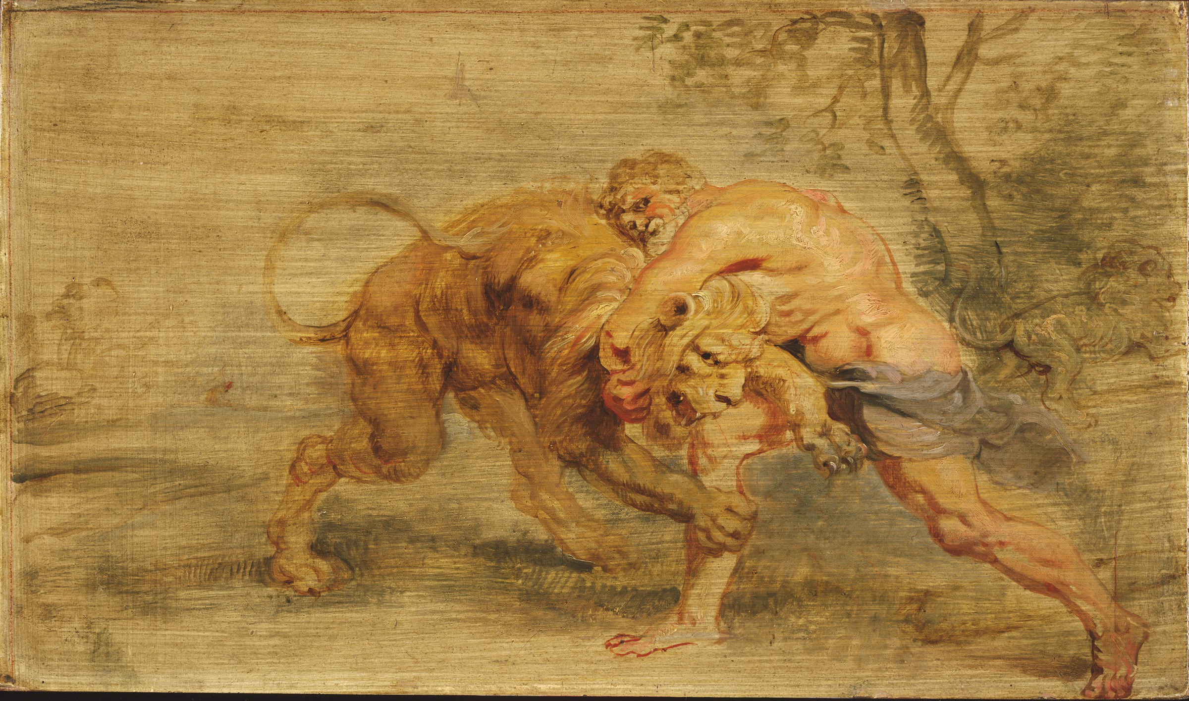 Art Talk: Rubens—Brush and Movement