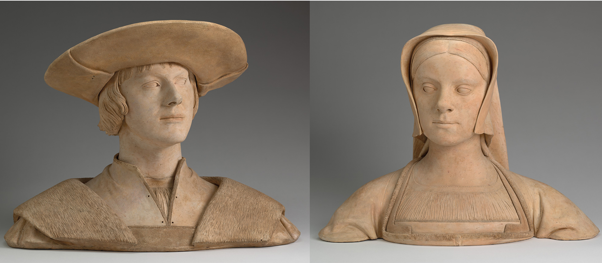 Authorship Rediscovered: New Evidence about Harvard's Pair of Renaissance Terracotta Busts