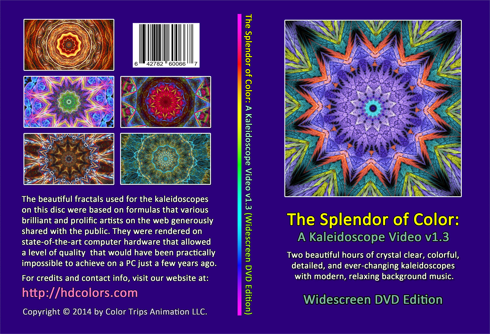Here is the DVD Artwork for v1.3