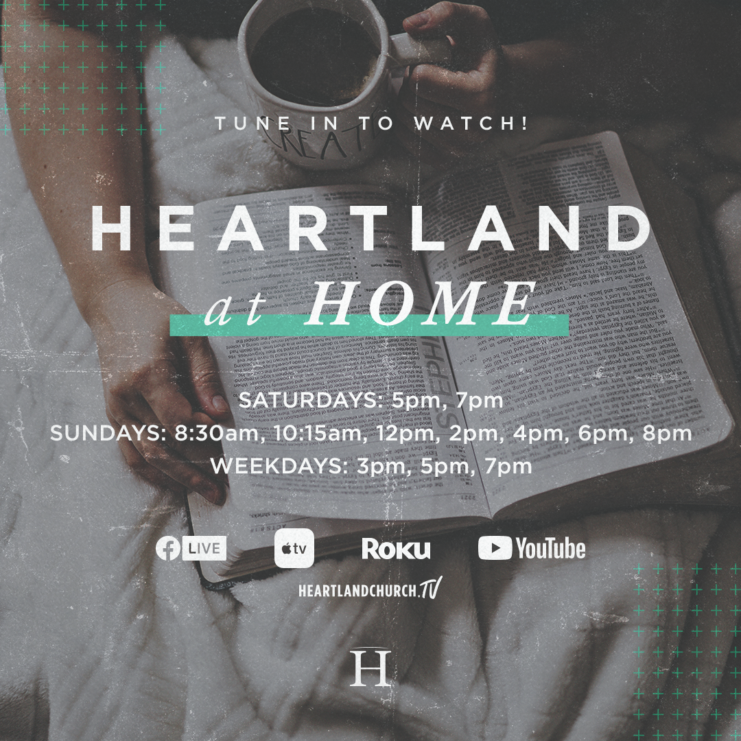 Heartland At Home Expanded Times