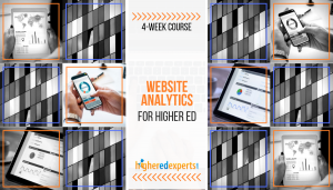 Higher Ed Website Analytics Course