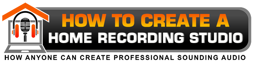 how to create a home recording studio