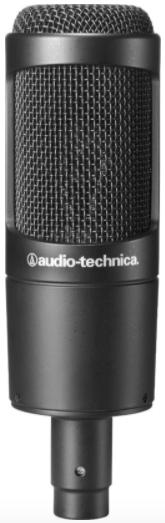 Audio-Technica AT2035 large diaphragm condenser mic