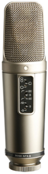 Rode NT2-A large diaphragm condenser mic