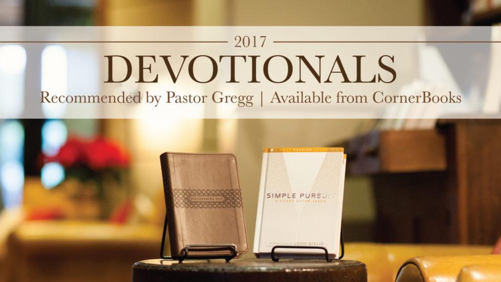 Cbl Devotionals 2017