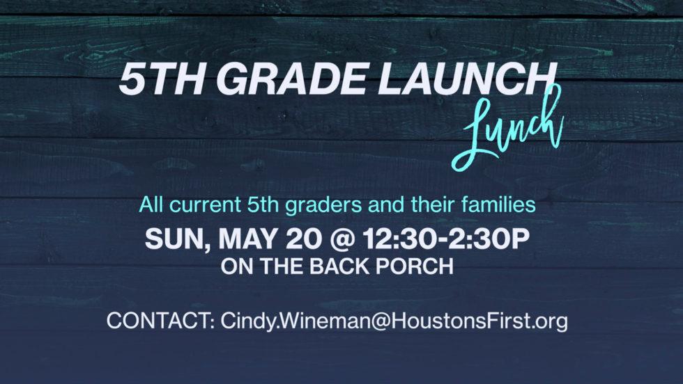 Cy Chl 5Th Grade Launch Lunch 18 Ei