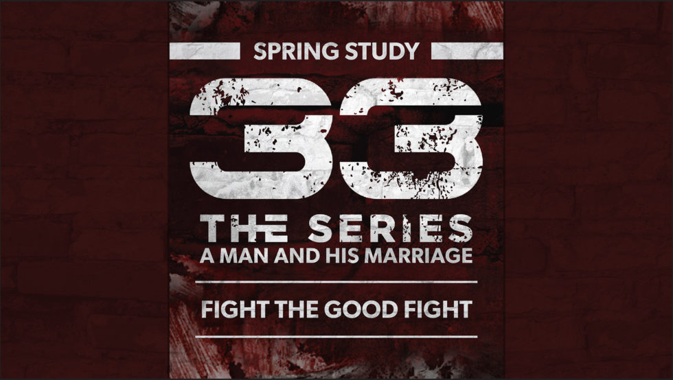 Cy Men Fight The Good Fight Spring 19