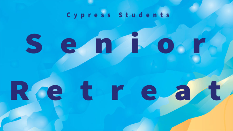 Cy Stu Senior Retreat 2021 Ei