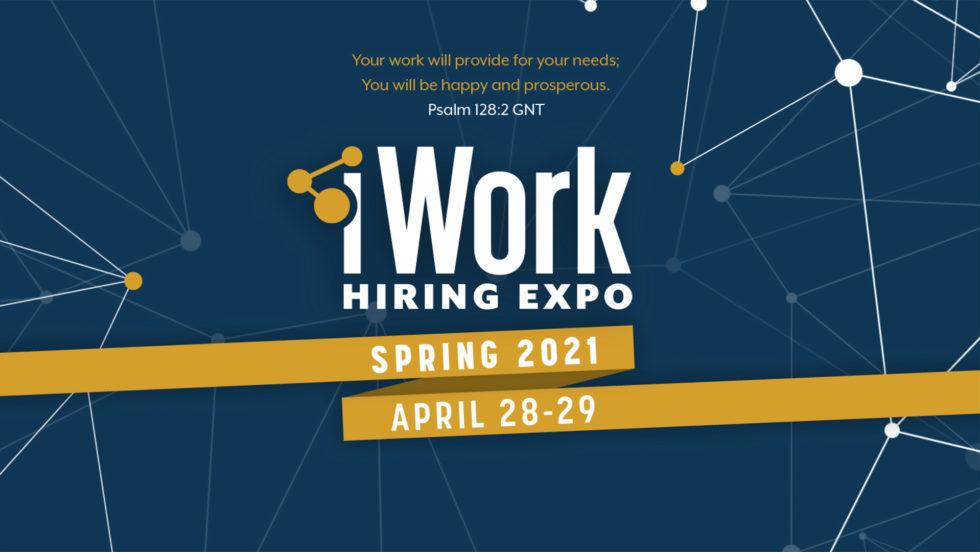 Dt I Work Hiring Expo Online Ei