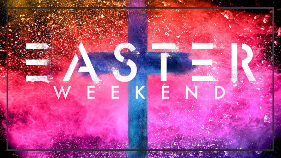 Easter Easter Weekend Header 2018