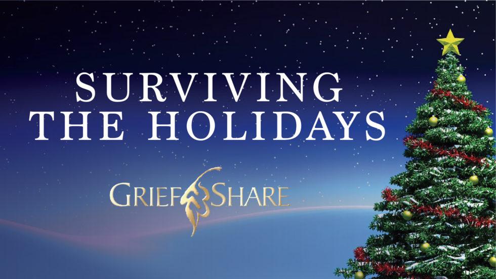 Lp Pas Grief Share Surviving The Holidays 2020 Ei