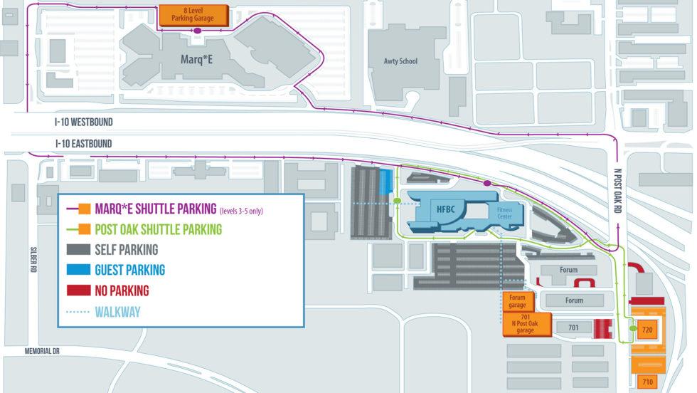 Lp Shuttle Parking Routes 2