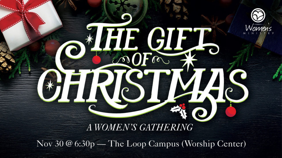 Lp Wmn The Gift Of Christmas Ei