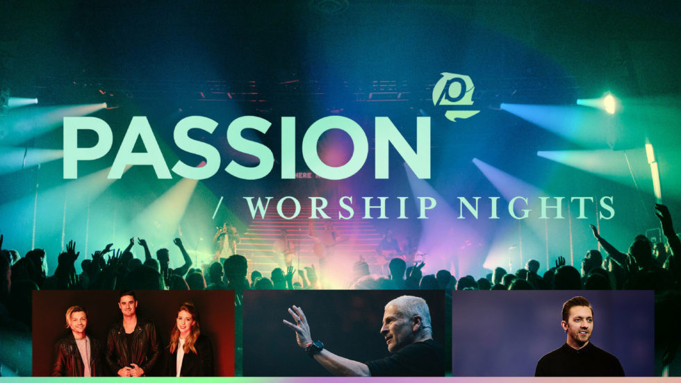 Passion Worship Nights 1920X1080
