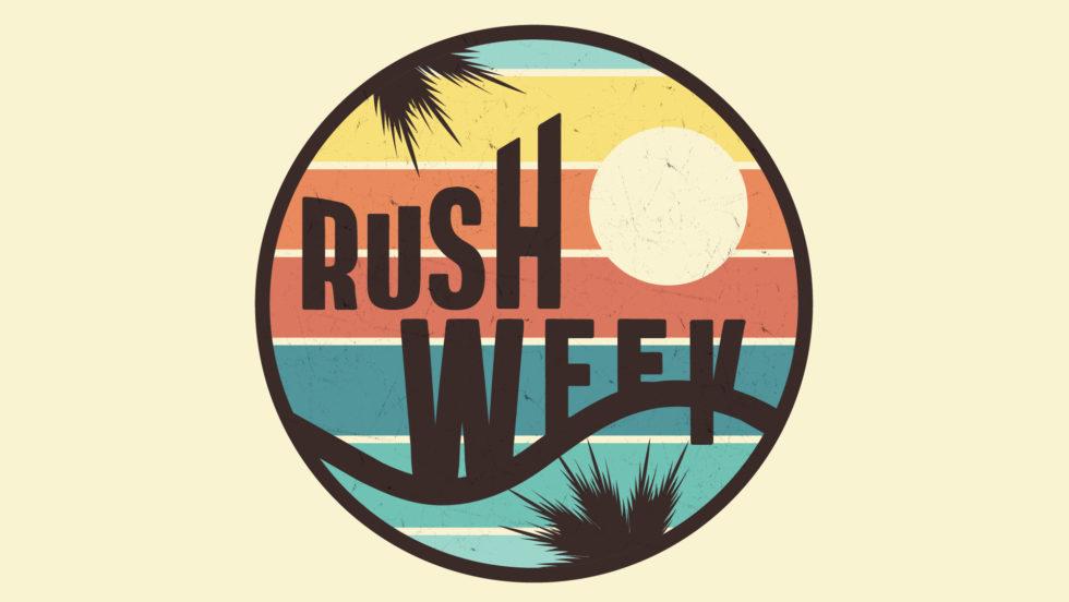 Rush Week 2021 Ei